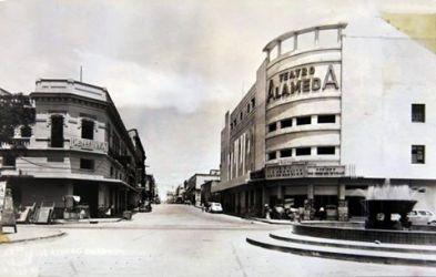 Antigüo Cine Tetatro Alameda, Calzada Inedepencia, Guadalajara, Jalisco,Mex.